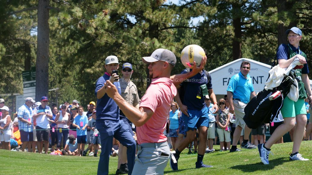 American Century Championship 2017 Images - Justin Timberlake, Stephen Curry, Tony Romo, Aaron Rodggers, Charles Barkley71