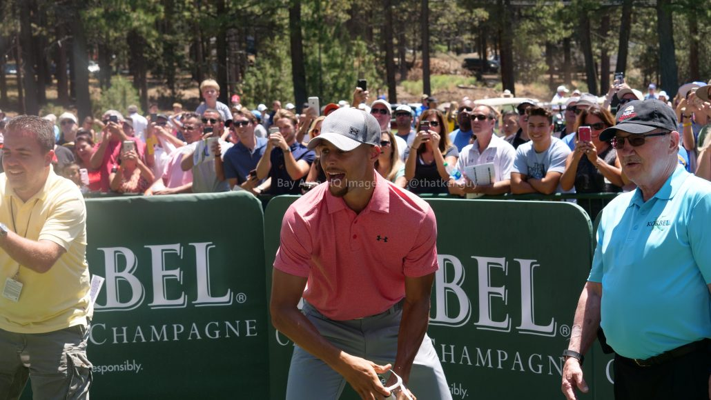 American Century Championship 2017 Images - Justin Timberlake, Stephen Curry, Tony Romo, Aaron Rodggers, Charles Barkley73