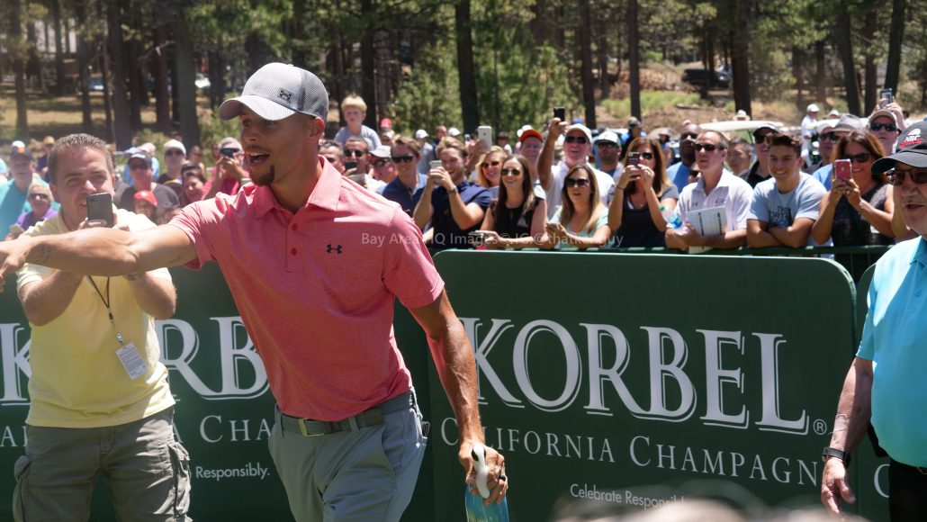 American Century Championship 2017 Images - Justin Timberlake, Stephen Curry, Tony Romo, Aaron Rodggers, Charles Barkley74