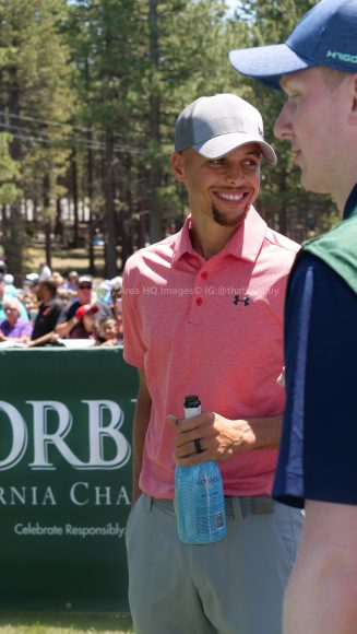 American Century Championship 2017 Images - Justin Timberlake, Stephen Curry, Tony Romo, Aaron Rodggers, Charles Barkley76