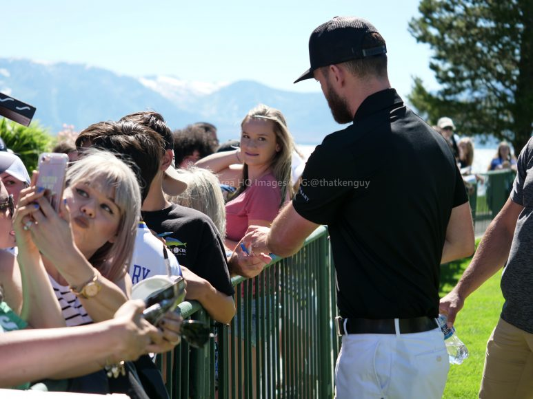 American Century Championship 2017 Images - Justin Timberlake, Stephen Curry, Tony Romo, Aaron Rodggers, Charles Barkley8