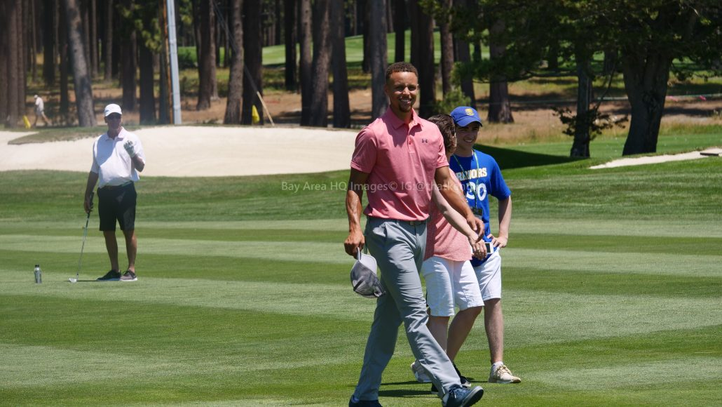 American Century Championship 2017 Images - Justin Timberlake, Stephen Curry, Tony Romo, Aaron Rodggers, Charles Barkley81
