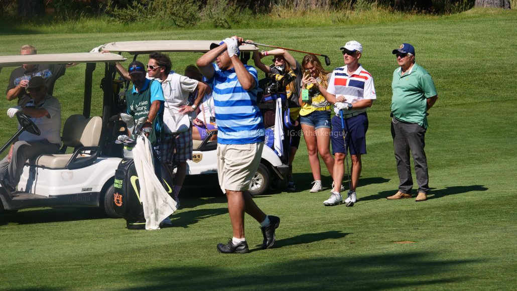 American Century Championship 2017 Images - Justin Timberlake, Stephen Curry, Tony Romo, Aaron Rodggers, Charles Barkley87