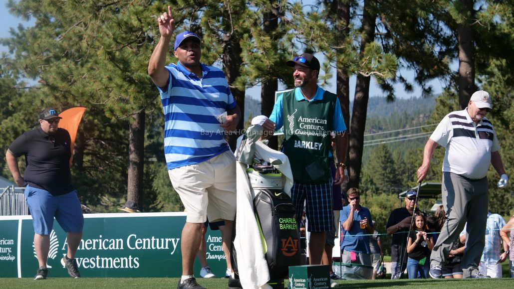 American Century Championship 2017 Images - Justin Timberlake, Stephen Curry, Tony Romo, Aaron Rodggers, Charles Barkley89
