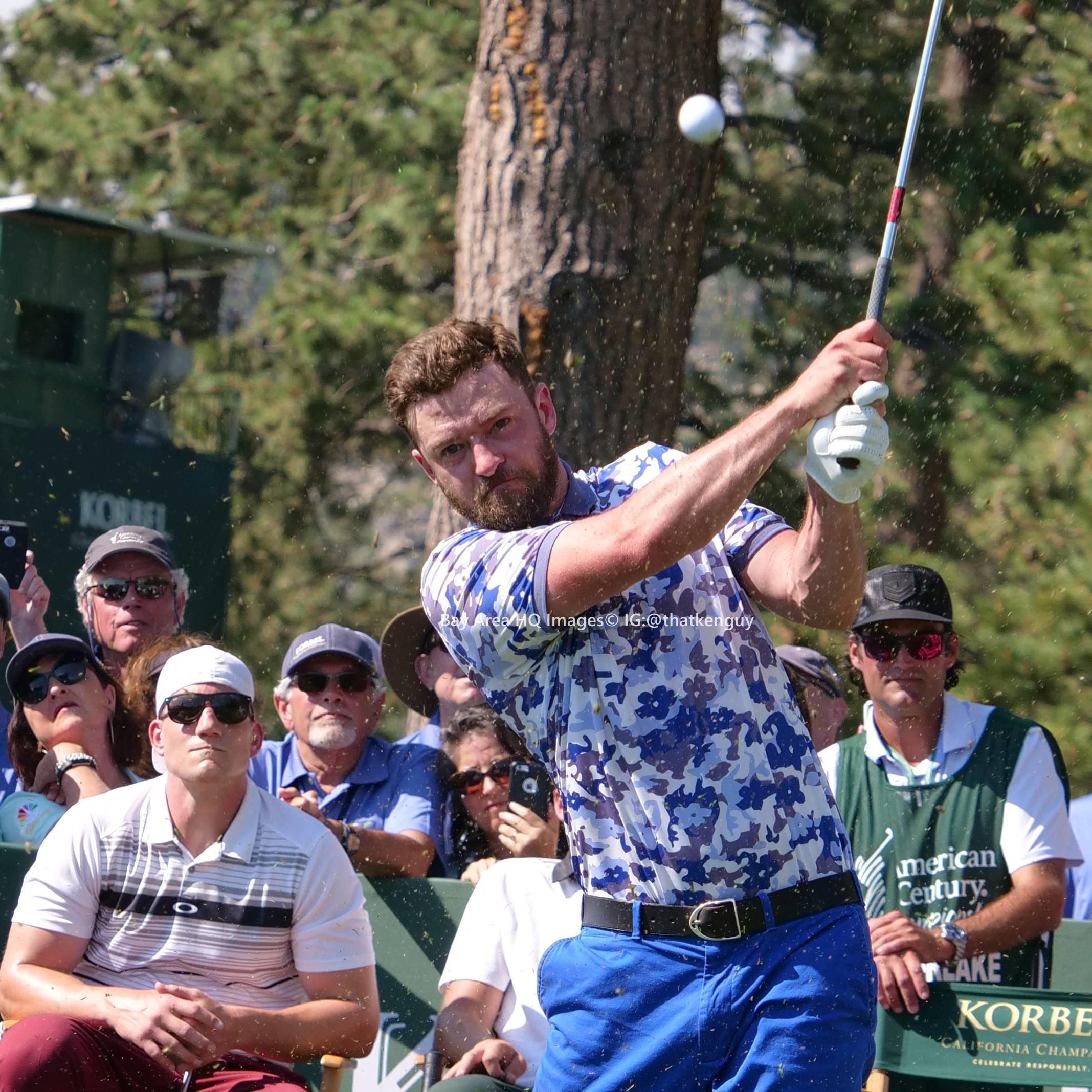 American Century Championship Photos 2017 Images - Justin Timberlake, Stephen Curry, Tony Romo, Aaron Rodggers, Charles Barkley899