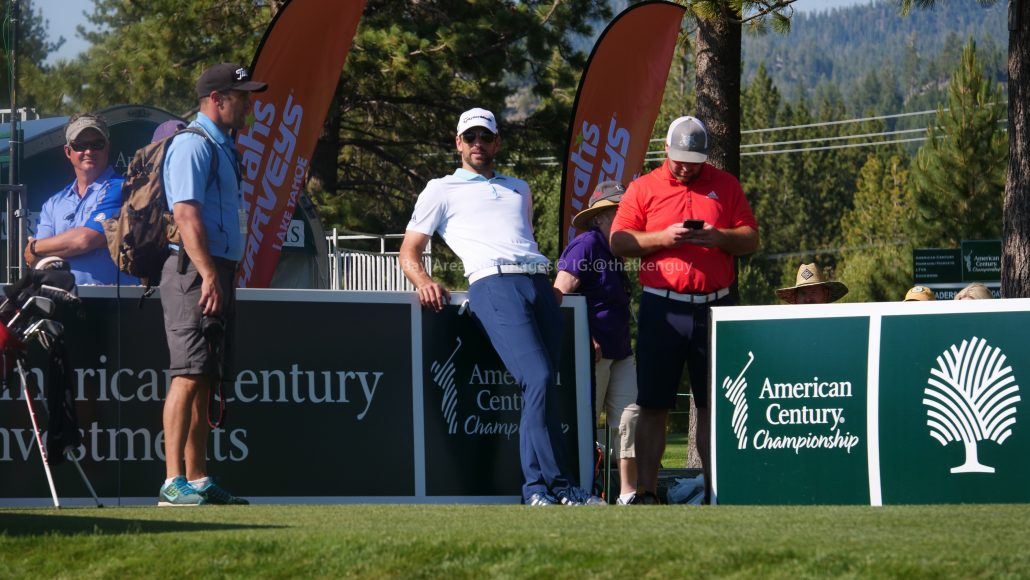 American Century Championship 2017 Images - Justin Timberlake, Stephen Curry, Tony Romo, Aaron Rodggers, Charles Barkley91