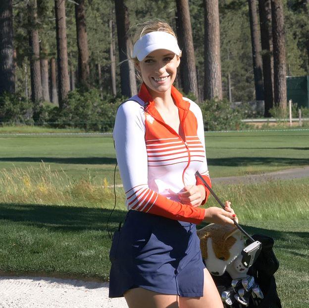 Paige Spiranac (watch)...