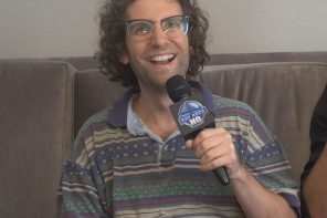 "KYLE MOONEY plays ""Name that Weird Kids Show"""