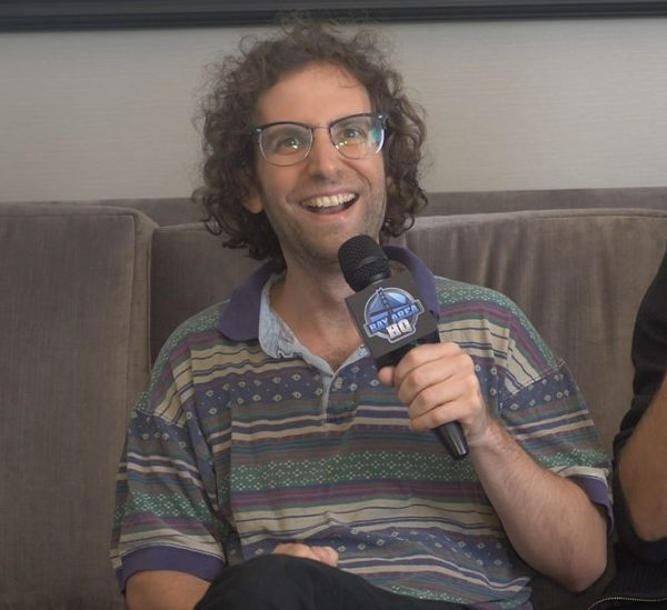 Kyle Mooney Brigsby Bear Interview Dave McCary SNL