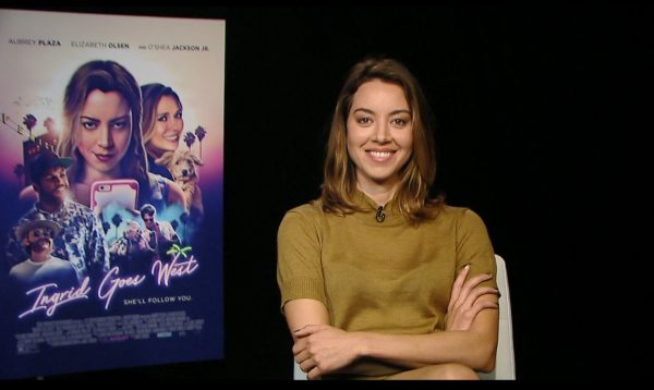 Aubrey Plaza Ingrid Goes West Interview San Francisco 2017
