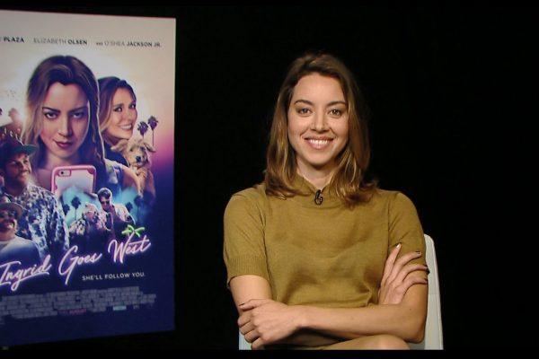Aubrey Plaza Ingrid Goes West Interview San Francisco 2017