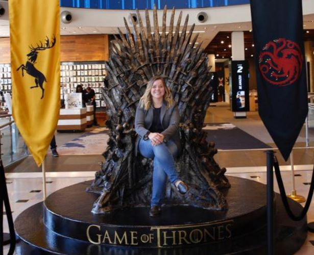 Game of Thrones San Francisco AT & T 2017