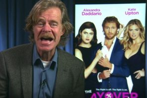 William H Macy on Kate Upton and Alexandra Daddario