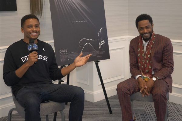 Crown Heights Movie Interview Lakeith Stanfield Nnamdi Asomugha San Francisco 2017